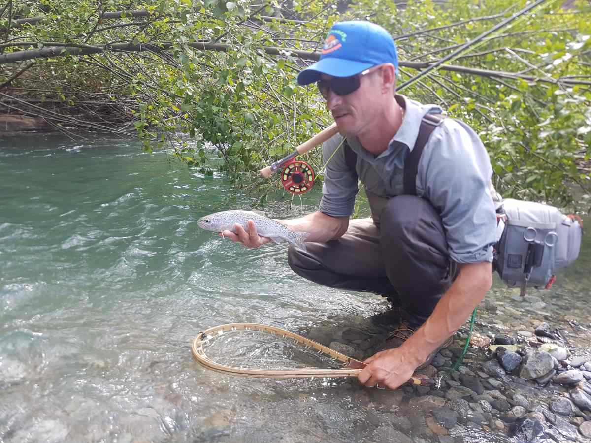 Fly fishing canada bc fishing reports pemberton fish for Fly in fishing canada
