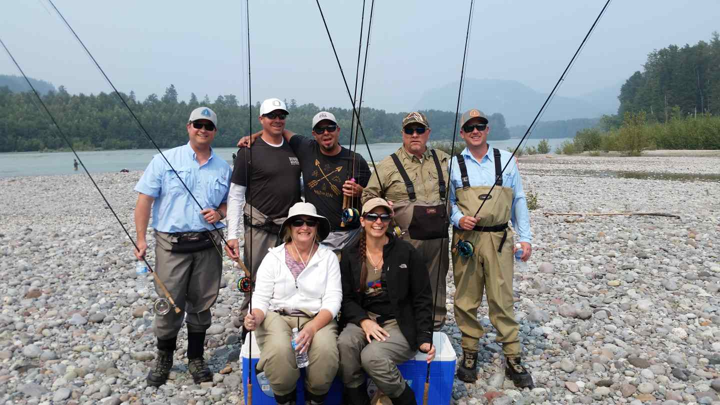 fly fishing trips in bc bc fishing reports pemberton