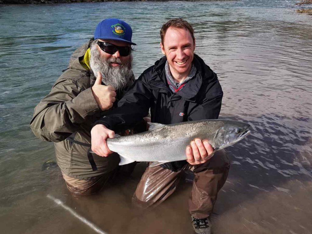 Coho Salmon fishing trips in Canada