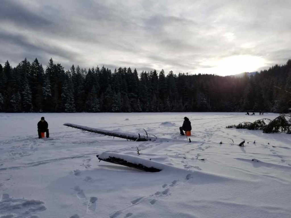 Pemberton Ice Fishing