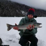 Pemberton an Ice Fishing Destination in British Columbia Canada