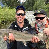 Catch Big Fish while Fly Fishing in Whistler