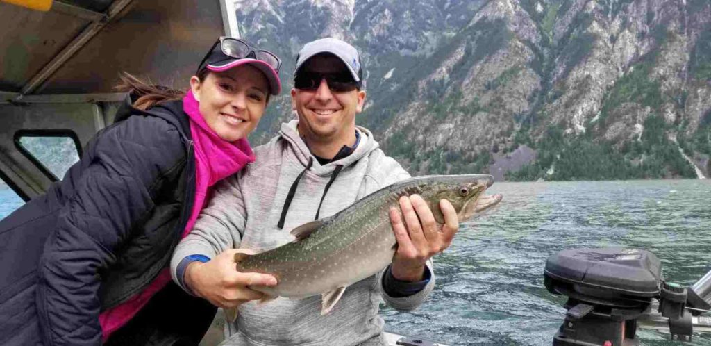 Fishing Trips in Whistler Canada