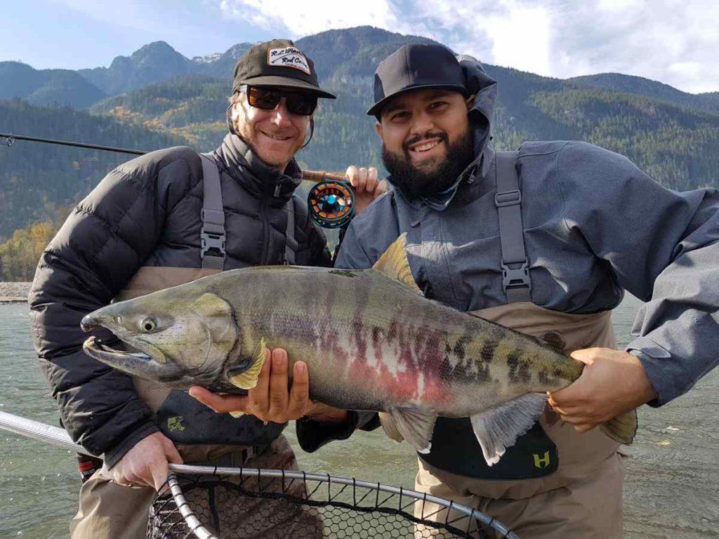 Whistler Salmon Fishing Trips