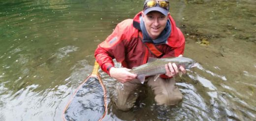 River Fly Fishing Guides in Whistler British Columbia Canada