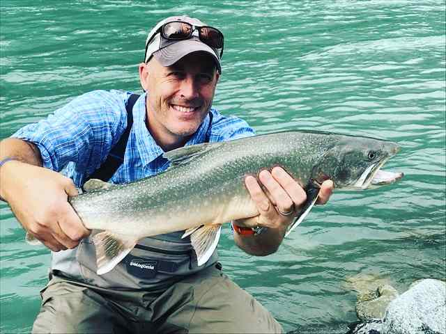 Best fly fishing in Whistler British Columbia