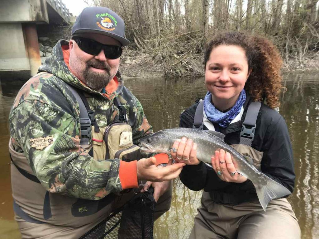 Guided River fishing trips in Pemberton BC