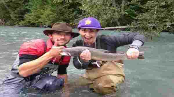 Fly Fishing Whistler