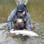 Steelhead Fly Fishing in Squamish BC Canada