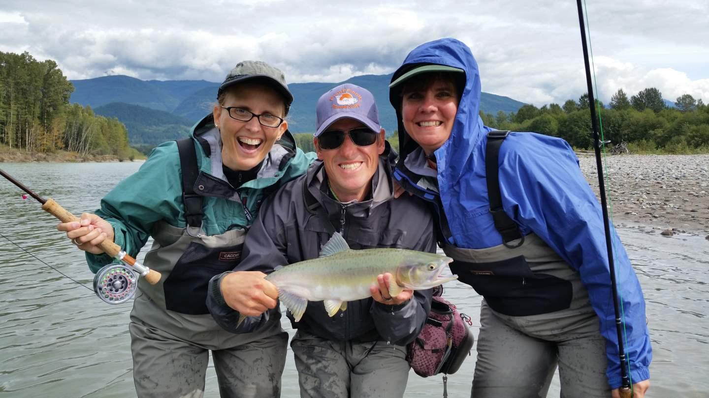 Squamish fishing for British columbia fishing