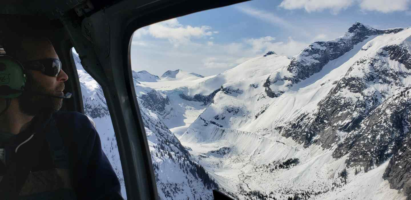 Best heli fishing trips in British Columbia Canada