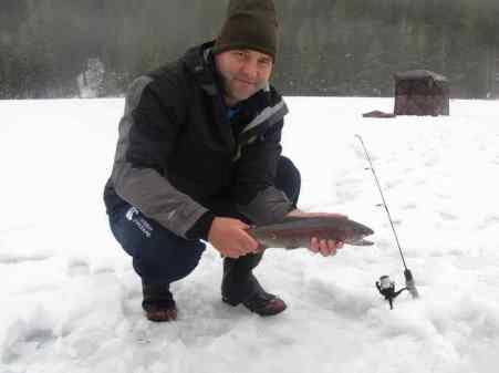 Ice Fish BC